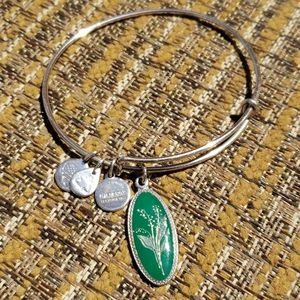 Alex and Ani Bracelet - Lily of the Valley